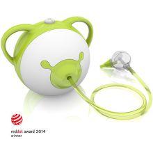 Nosiboo odsávačka (zelená) - Elektrická odsávačka hlienov