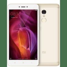 XIAOMI Redmi Note 4 3GB/32GB Dual SIM, zlatá