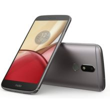 Motorola Moto M Dual šedý