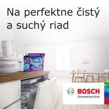 Darček k umývačkám riadu Bosch