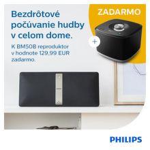 Darček k mikrosystémom Philips