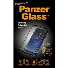 Panzerglass čierne ochranné sklo na Samsung Galaxy S8