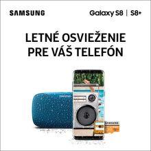 Darček k smartfónom Samsung Galaxy S8 a S8+