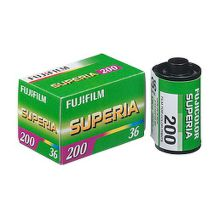 FUJI SUPERIA 200/36x3, 3 BALENIE