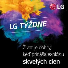 Akciová ponuka LG