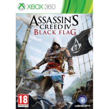 XBOX360 - Assassins Creed IV Black Flag