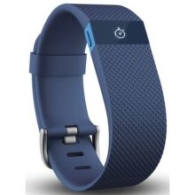 FITBIT Charge HR, Small - Blue