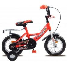 "OLPRAN Jasper 12"", Bicykel, červená"