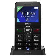 Alcatel OT-2008G (čierna)
