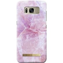 iDeal of Sweden Fashion puzdro pre Galaxy S8, Pink marble