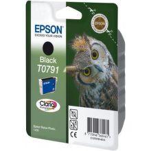 EPSON T0791 black (sova) - atrament