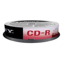 Sony CD-R 700MB 48x, spindle, 10ks
