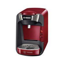 BOSCH TAS3203 SUNY Tassimo (červená) - Kapsulový kávovar