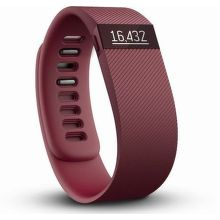 FITBIT Charge, Large - Burgundy