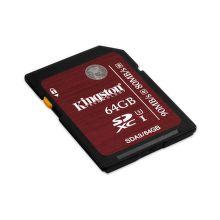 KINGSTON SDXC 64GB UHS-I U3 - pamäťová karta