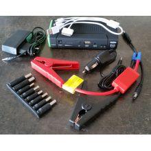 A-MAXX SJ-001, power bank na notebook a štartovanie auta