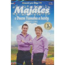 DVD H - DUO YAMAHA - MAJALES S DUEM YAMAHOU A HOSTY