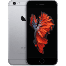 Apple iPhone 6s 128 GB (šedý)
