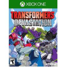 Transformers Devastation - hra pre Xbox ONE