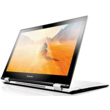 Lenovo IdeaPad Yoga 500-14, 80N400UHCK (biela)