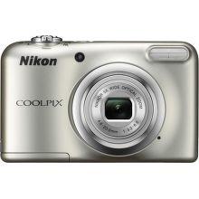 Nikon Coolpix A10 (strieborný)