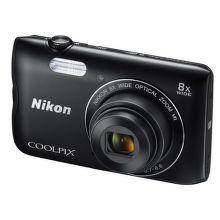 Nikon Coolpix A300 (čierny)