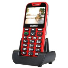 Evolveo EasyPhone XD (červený)
