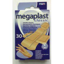 Megaplast sada klasických náplastí, 30ks