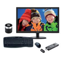 "LENOVO IC Stick 300 + 22"" monitor bundle"