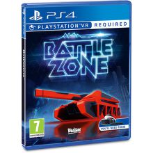 Sony VR Battlezone - PS4 hra