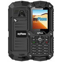 myPhone Hammer Plus (čierna)