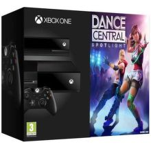 Microsoft Xbox One 500GB Kinect+Dance Central Spotlight+3m Live Gold
