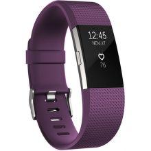 Fitbit Charge 2 L (fialová)