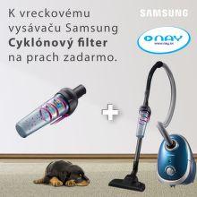Darček k vysávaču Samsung