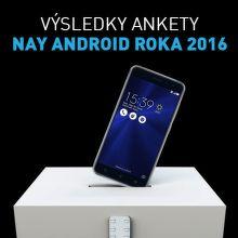 Výsledky ankety NAY Android Roka 2016