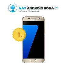 Samsung Galaxy S7 (zlatý)