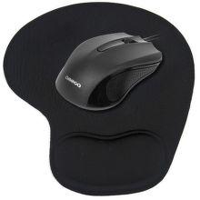 OMEGA OM-05 (čierna) - Myš + podložka