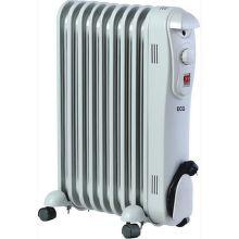 ECG OR 509, olejový radiátor