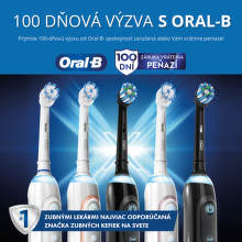 100 dní záruka vrátenia peňazí na produkty Oral-B