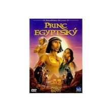 DVD F - Princ Egyptský