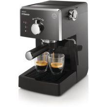 SAECO HD8423/19 POEMIA (čierna) - Pákové espresso