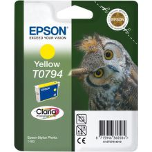 EPSON T0794 yellow (sova) - atrament