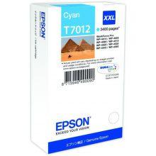 EPSON T7012 XXL cyan  (pyramída) - atrament