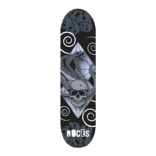 ROCES SNAKE&SKULL, Skateboard