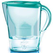 BRITA Marella Cool Memo Mint Green, Kanvica na filtrovanie vody