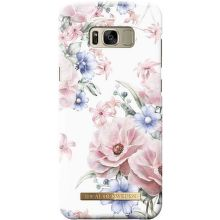iDeal of Sweden Fashion puzdro pre Galaxy S8, Flowers white