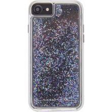 Case-Mate Waterfall puzdro pre iPhone 8/7/6S, čierna