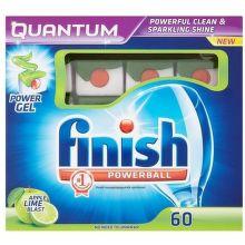 Finish Quantum PowerBall Jablko Limetka (60ks)