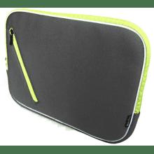 MARCO POLO ZIP NOTEBOOK BAG G/GREEN B-903-13