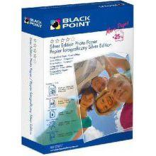 BLACKPOINT fotopapier 10x15 lesklý 125ks